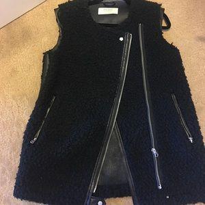 Zara black Vest!